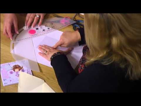 How to use the Envelope Maker with Embellishment Attic | Craft Academy
