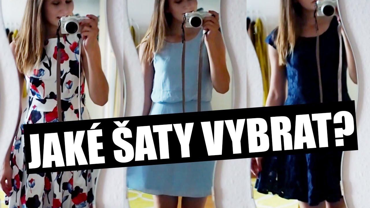 VLOG | Jaké šaty vybrat?
