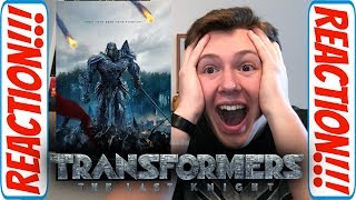 Transformers The Last Knight International Trailer Reaction | Webhead