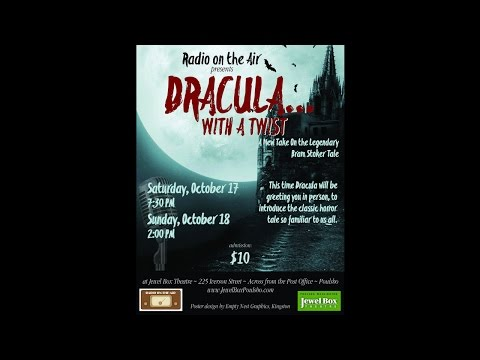 DRACULA WITH A TWIST (Part 2)