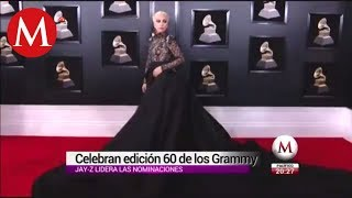 ¡Hey!, Entrega Número 60 de los premios Grammy