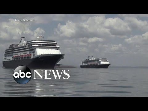 Coronavirus-infected cruise ship turned away from Florida