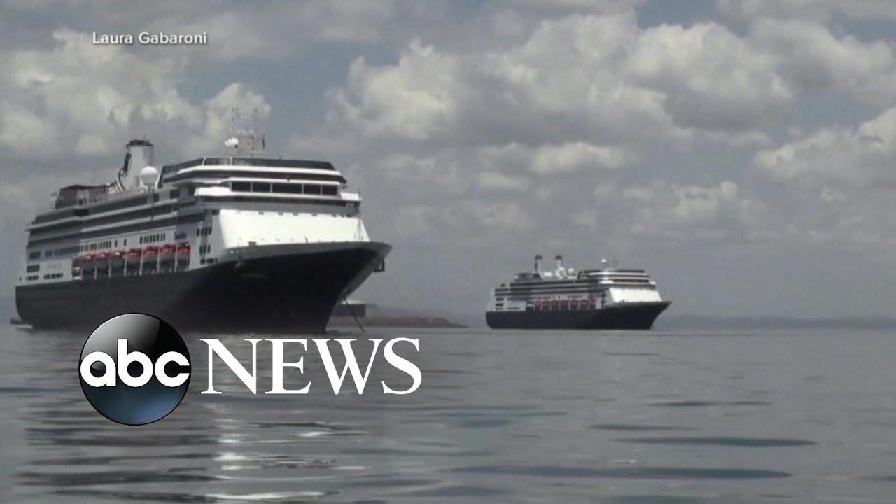Coronavirus-infected cruise ship turned away from Florida