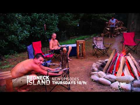 CMT's Redneck Island - Party Foul Of The Week 5