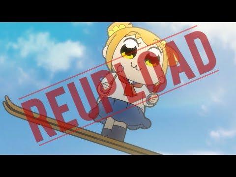 Pop Team Epic Episode 2 References + Reupload