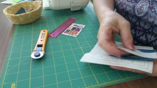 Video Paper Piecing Tutorial - Living In The Moment Quilt BOM houses download MP3, 3GP, MP4, WEBM, AVI, FLV November 2017