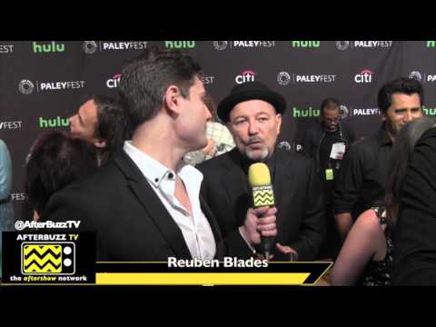 Reuben Blades Interview | Paley Fest 2016 | Fear the Walking Dead