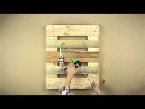 Bricofans convertir unas perchas en un perchero doovi for Jardin vertical sodimac