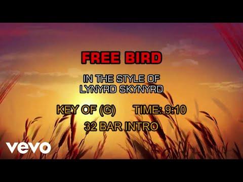 Lynyrd Skynyrd - Free Bird (Karaoke)