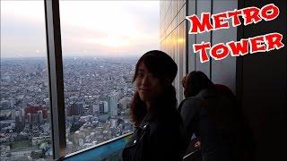 Tokyo (Skyline) Metropolitan Government Tower
