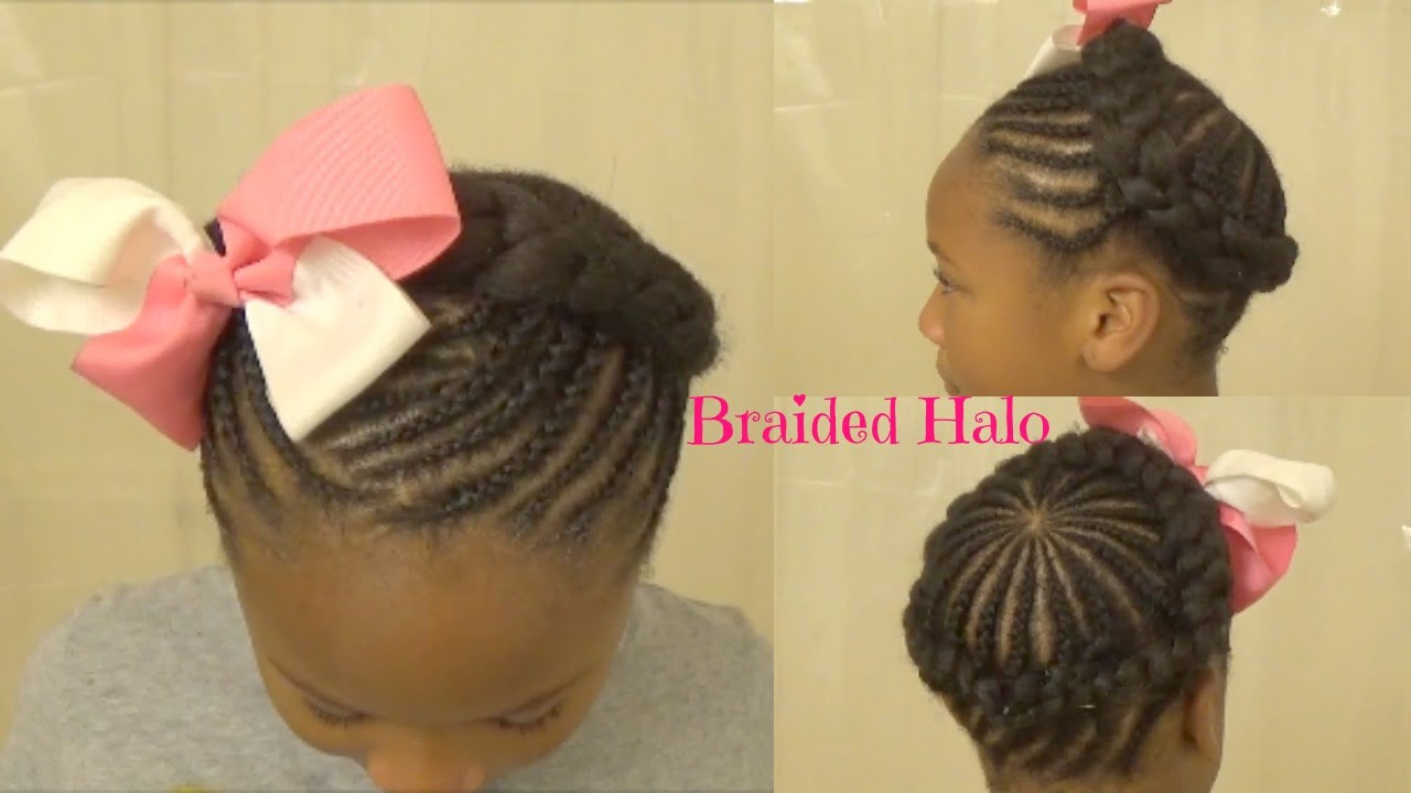Back To School 2017 Hairstyle For Little Girls YouTube