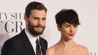Jamie Dornan Expecting Baby No. 2 With Wife Amelia Warner