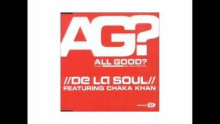 De La Soul feat Chaka Khan - All Good.wmv