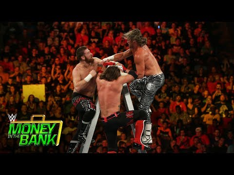 Men's Money in the Bank Ladder Match: WWE Money in the Bank 2017 (WWE Network Exclusive)