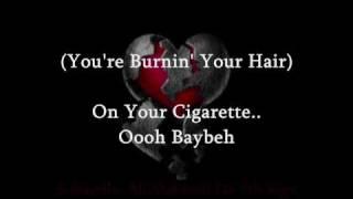 Simply Red Fake Lyrics Video [High Quality]