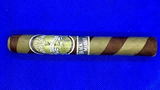 Обзор сигары Alec Bradley Black Market Filthy Hooligan Barberpole Toro