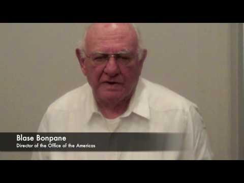 Blase Bonpane (OOA) on taking action against the coup in Honduras