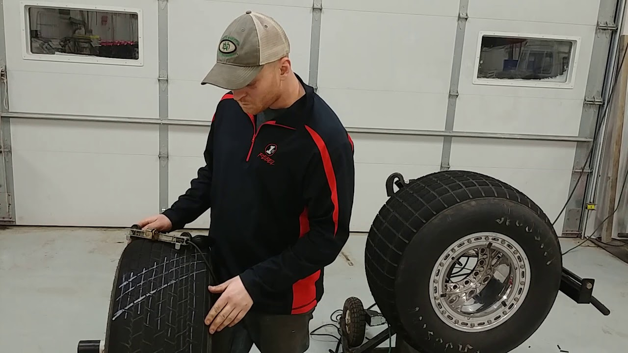 How to Sipe a Tire - Racing Tech Tip - RHRSwag com