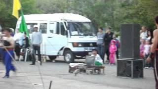 Узбекский цирк.
