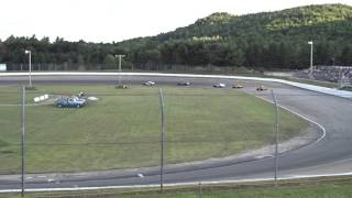 White Mountain Speedway, NH, August 23, 2014, part 2