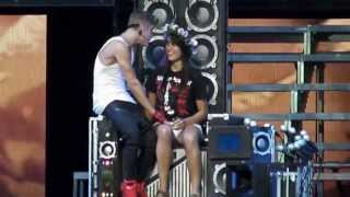 One Less Lonely Girl - Justin Bieber - Believe Tour - Buffalo - July 15 2013