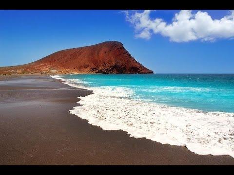 FUERTEVENTURA... A CARIBBEAN ISLAND IN EUROPE HD (CANARY ISLAND SPAIN)