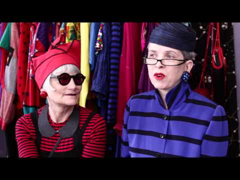 The Idiosyncratic Fashionistas Talk Hot Pants and Booties In New Clip