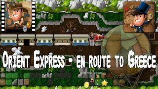 [~Around The World~] #1 Orient Express - En Route to Greece - Diggy