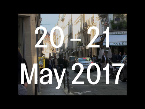 Paris Gallery Weekend - 20 & 21 Mai 2017