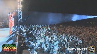 CAPLETON at Garance Reggae Festival 2014