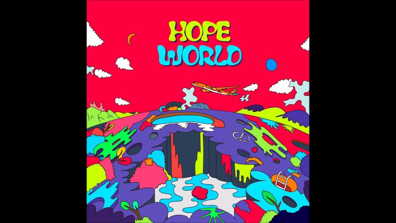 BTS J-Hope MIXTAPE - Hope World [Download Link In The Description]