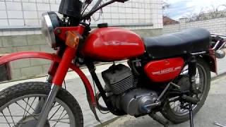 боковая подножка на мотоцикл Минск