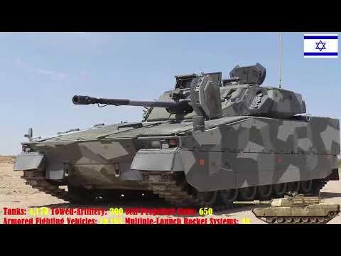 PAKISTAN vs ISRAEL Military Power Comparison-Pakistan Armed Forces vs Israel Defense Forces
