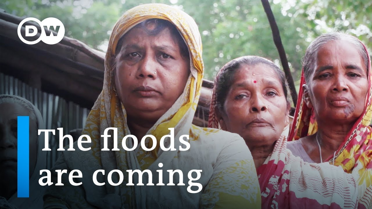 Climate refugees in Bangladesh | DW Documentary
