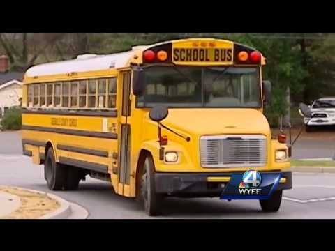 More Bus Drivers, Increased Pay Under Greenville Co. Schools Tax Hike Proposal