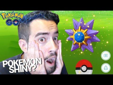 POKEMON SHINY FINALMENTE?! - Pokemon GO (NOVO)