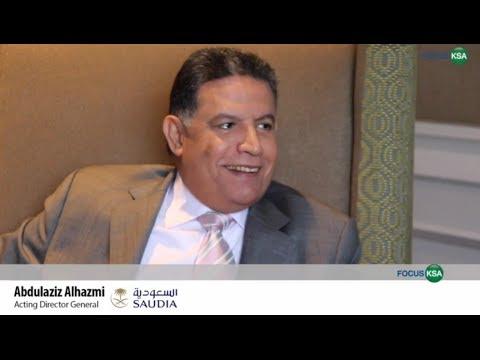 #FocusKSA: An Interview with Abdulaziz Alhazmi, COO of Saudia