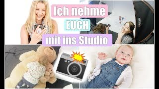 Baby Foto Shooting | Purer Stress | Leona raus aus YouTube? | Isabeau