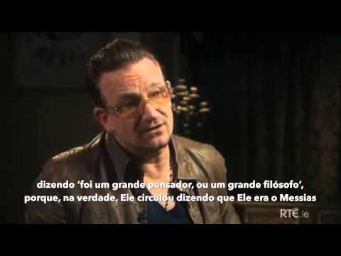 Entrevista Bono Vox - legendado PT