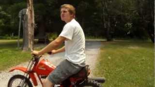 GoPro Honda 80 Dirt Bike