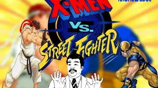 X-MEN VS STREET FIGHTER/APK(sin emulador) DESCARGALO PARA TU ANDROID ✌ 😎 👌