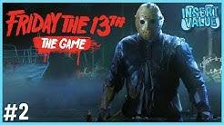 Freitag der 13. das Spiel - Ein neuer Versuch -  Stream Friday 13th PS4 Pro Gameplay German Deutsch