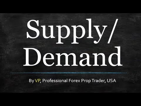 Supply And Demand - In Forex And Beyond