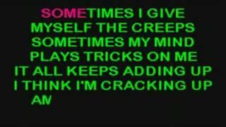 Green Day - Basket Case - Karaoke Version