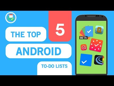 Top 5 To-Do List App Alternatives On Android