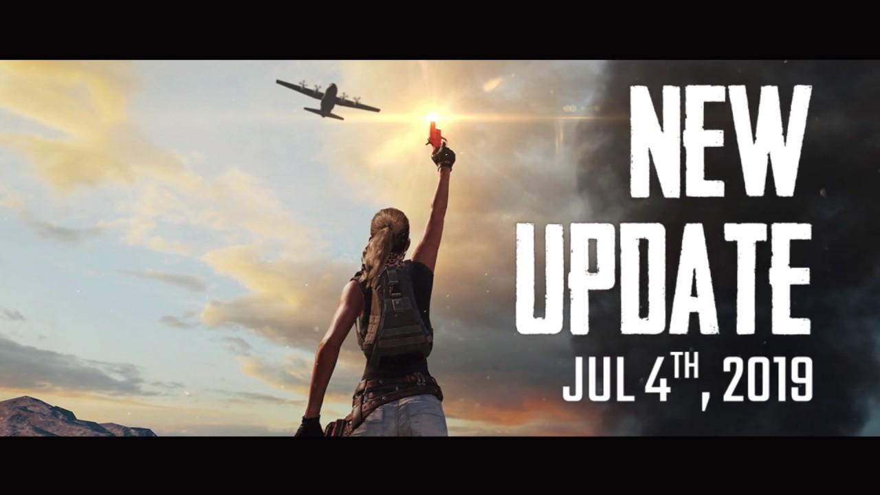 PUBG LITE BAHASA Rangkuman update patch terbaru 4Juli  2019