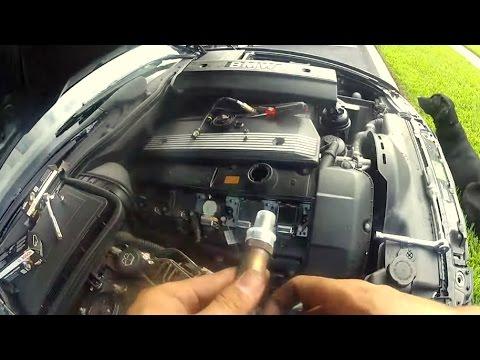 Bmw 525i E39 2001 O2 Sensors Replacement Diy Youtube