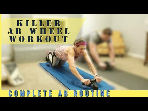 best ab roller trosssmolly with full workout for beginners