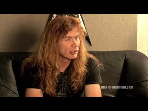 Dave Mustaine Interview Part 1 of 2