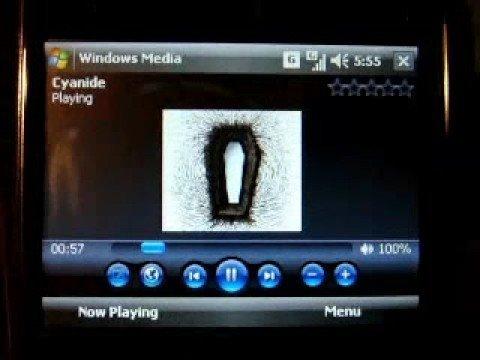 HP iPAQ 914c Business Messenger *WATCH*
